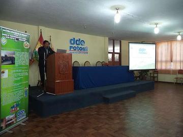 Informan que en 2015, Potosí tuvo 10.344 bachilleres en el Departamento