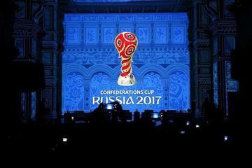 Rusia presenta logo de Copa Confederaciones