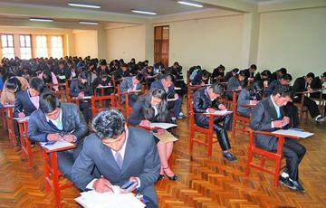 UATF cierra hoy inscripciones al segundo examen de ingreso