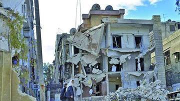 Oposición ve difícil volver a Ginebra y Al Asad celebra avance en Alepo