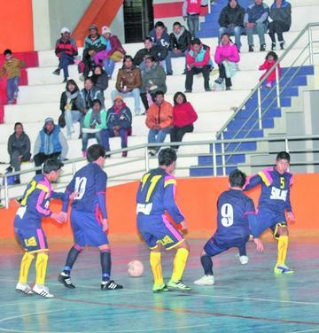 Potosí albergará la eliminatoria de la Dimafusa departamental