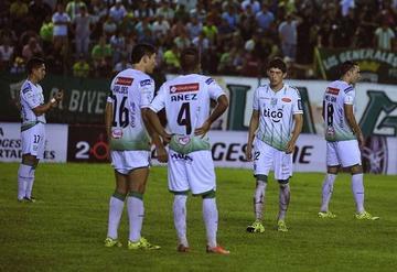 Oriente se centra en el cotejo de vuelta de la Libertadores