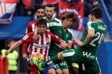 El Atlético de Madrid acecha al Barza