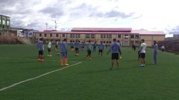 Real y Sport Boys medirán fuerzas el sábado en Warnes