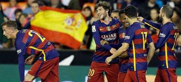 Barcelona alcanza la final con otro récord