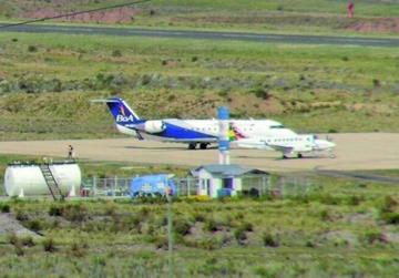 BoA inicia vuelos y los potosinos asumen reto de mantener el servicio