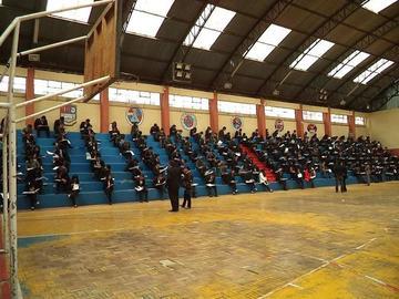 La UATF aplicó el segundo examen de ingreso 2016 en sus carreras