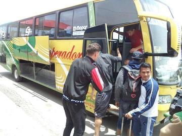 Nacional Potosí viaja a Yacuiba en busca de los tres puntos
