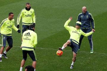 """Real Madrid recibe al Athletic en el """"Santiago Bernabéu"""""""