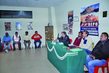 Ramiro Aguirre es el único candidato a presidir Aadepo