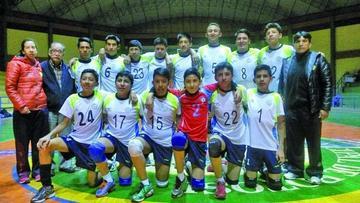 Santa Rosa se corona campeón en el torneo de voleibol