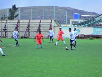 Estrella roja vence a Gambeta en la segunda fecha del torneo de la Mutual