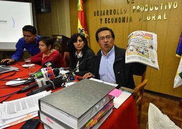 El Gobierno admite viaje a China y la invitación directa a la CAMC