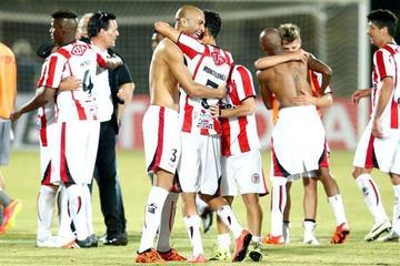 River recibe a Palmeiras