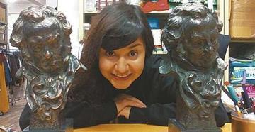 Boliviana Maite Tarilonte gana su segundo Goya