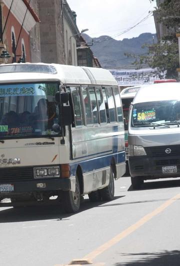 El servicio de Microbús ya  llega a Villa Esperanza