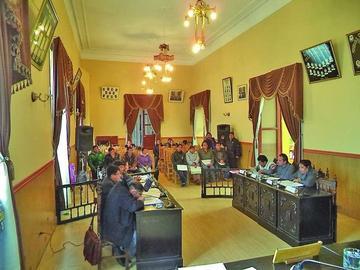 El Concejo aprueba la compra de insumos para el hospital Calcuta