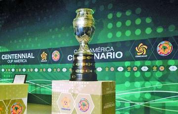 El sorteo dará inicio a la Copa América Centenario