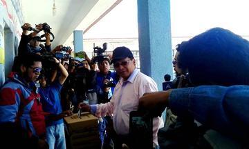 El presidente de Comcipo cuestiona credibilidad de entidades electorales