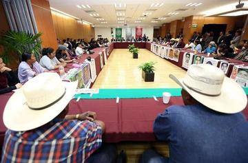 CIDH advierte fallas judiciales y filtraciones en el caso Iguala