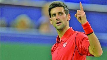 Djokovic gana en su debut en torneo de Dubai
