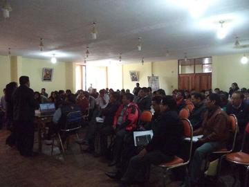Mañana publican lista de cargos educativos vacantes para Potosí
