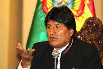 Evo Morales: Hemos perdido una pequeña batalla, pero no la guerra
