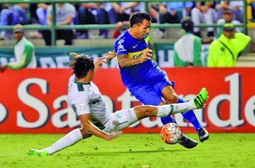 Deportivo Cali empata con Boca