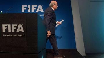 "Blatter: ""un alivio ya no ser presidente de la FIFA"""