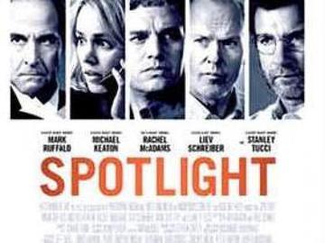 Spotlight se alza como mejor filme