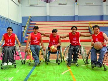 Deportistas se preparan para el nacional de deporte integrado