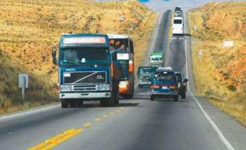 La ABC reporta dos tramos cerrados en la Red Vial Fundamental de Bolivia