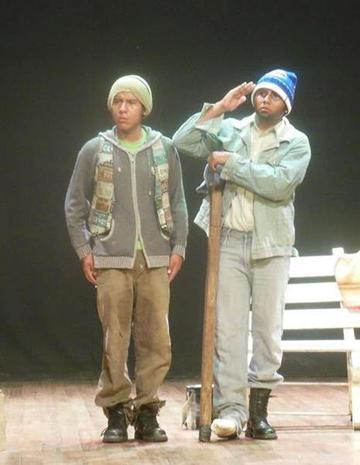 Mediante el teatro evitarán los problemas de violencia