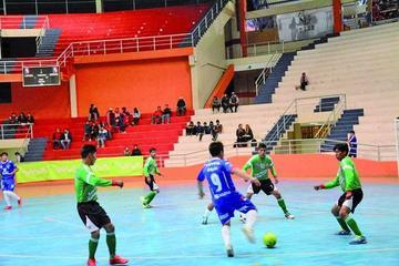 Deportivo Junín golea en su debut en el torneo de la Dimafusa