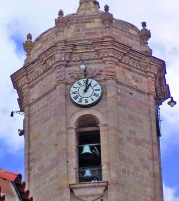 Pedirán el funcionamiento del reloj de la Catedral
