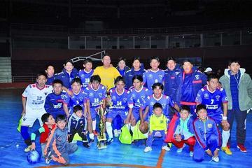 Potosí se corona campeón del torneo de la Dimafusa