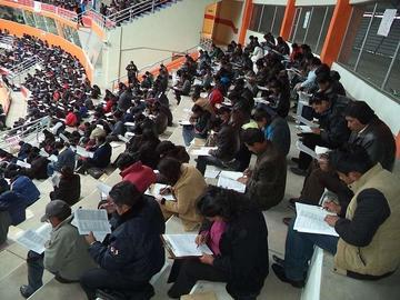 El 12 de marzo será el nuevo examen para los cargos educativos