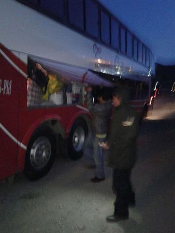 Controlan buses por riesgo de rabia