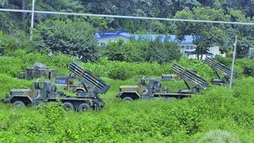 Amenazas y acciones militares desatan tensiones en Corea