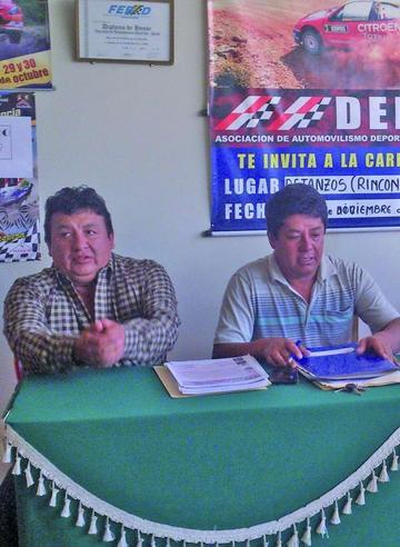 El potosino Luis Sandoval es el vicepresidente de la Febad