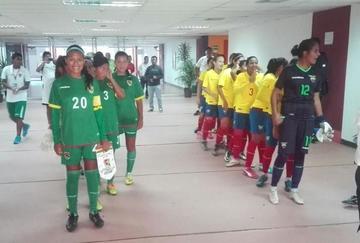 Sub 17: Bolivia se despide del Sudamericano de fútbol femenino con una nueva derrota