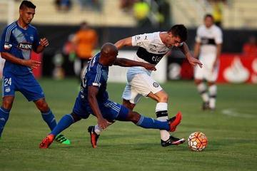 Giménez complica a Olimpia y rescata un empate para Emelec