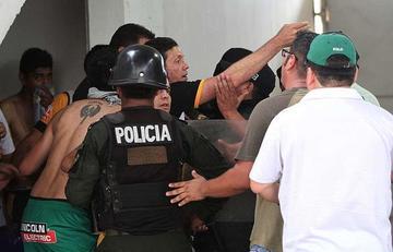 El Tigre anuncia proceso penal