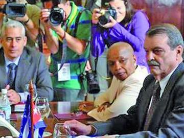 Cuba y UE cierran acuerdo de diálogo político y cooperación