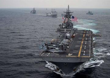 Califican como invasión maniobras militares de EE.UU y Corea del Sur