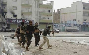 Fuerzas intentan tomar un bastión yemení de Al Qaeda