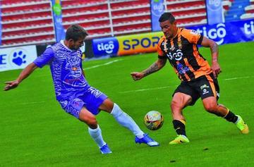 Real Potosí recibe tres zarpazos del Tigre