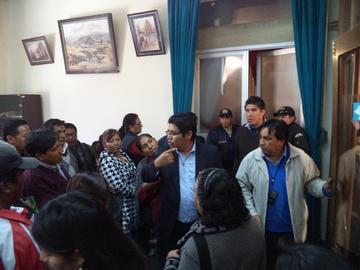 El colegio Medinaceli exige que su ampliación avance