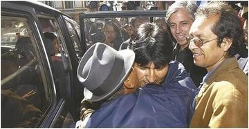 Exasesor de Morales es detenido en Argentina