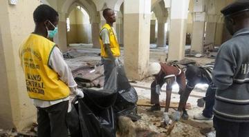 Atentado suicida contra una mezquita del norte de Nigeria mata a 25